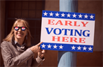 Early Voting Starts This Friday 11/20/2020